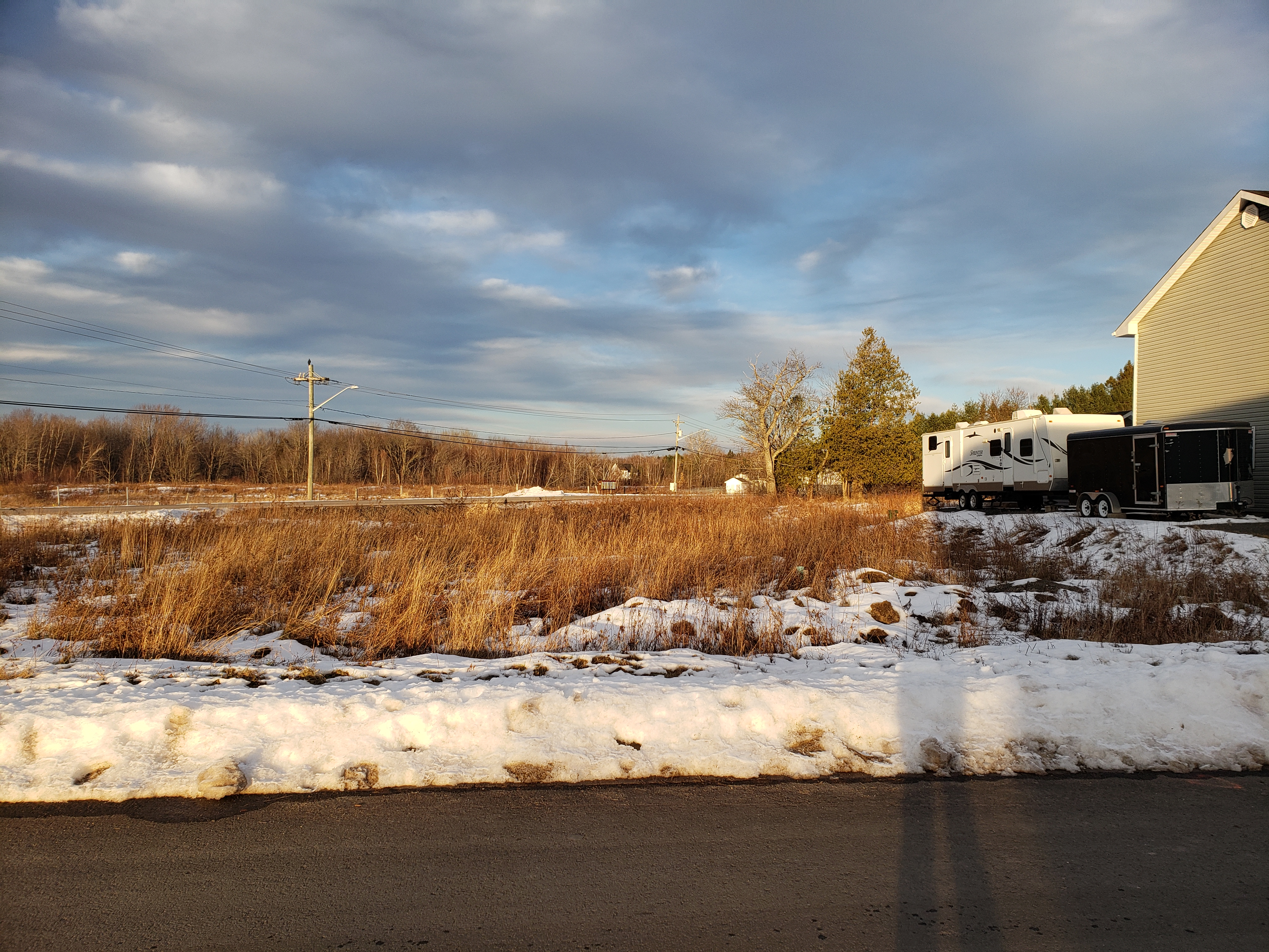 Lot# 3 Burnett St, Oromocto NB  E2V 0J5…$44,900